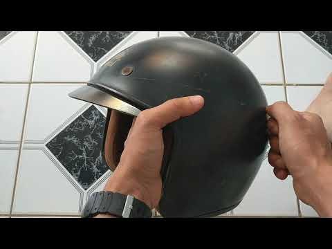 Thay kính và cảm nhận sau hơn 1 năm sử dụng nón Bảo hiểm Royal m139 kính âm