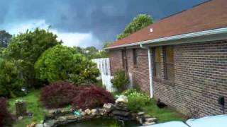 Tornado over Jackson County Alabama