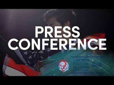 Men Overall Press Conference - Milano 2018