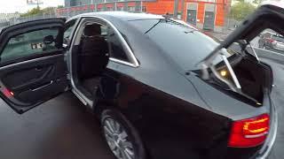 Audi A8 W12 Security Videos
