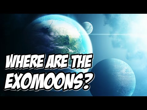 Where are the exomoons?