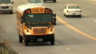 Baltimore School Bus Caught Running Red Light