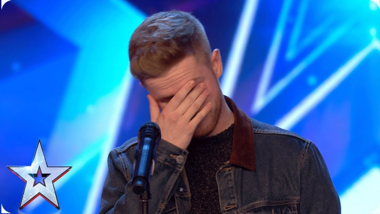Mark's emotional tribute to brother leaves audience in tears | Auditions | BGT 2019