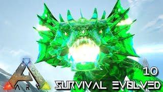 ARK: SURVIVAL EVOLVED - K.O. KING WYVERN POISON ELEMENTAL !!! | ARK EXTINCTION ETERNAL E10