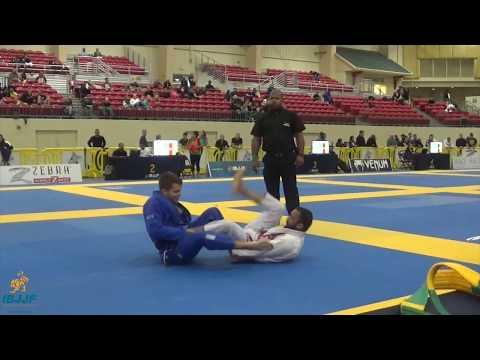 Silvio Duran vs Samuel Braga / Charlotte Open 2017