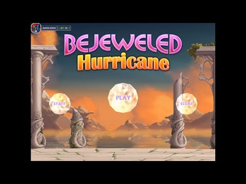 Bejeweled Hurricane (2012, PC) - Early Bejeweled Fangame [1080p60]
