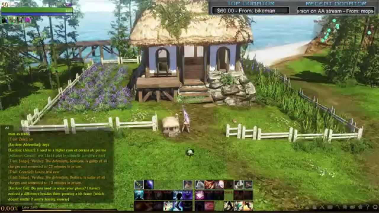 Archeage Guide To Housing Youtube