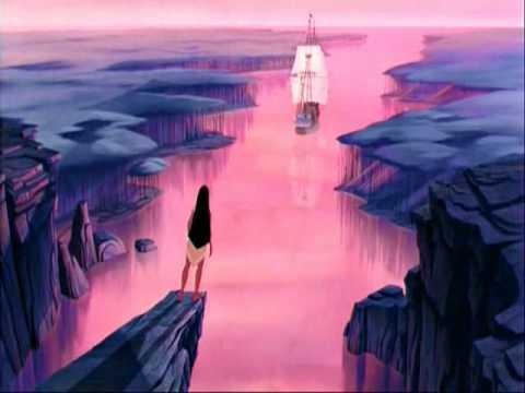 Song Quotes Wallpaper Pocahontas Farewell Youtube