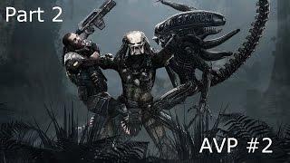 Alien vs Predator 2010 (AVP) Part 2 Tấn Công Căn Cứ...