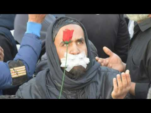 علاء الكعبي ساحه التحرير اشهدي