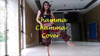Chamma Chamma | Fraud Saiyaan | Easy dance steps | Bollywood Remix | Dance workout | Choreography