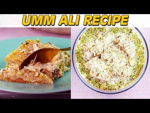 Umm Ali Recipe | Egyptian Dessert Recipe | Dessert Recipes By Sooperchef