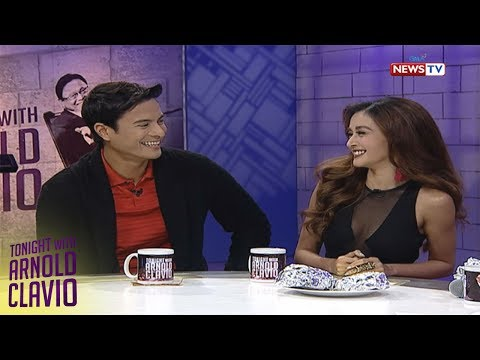 Tonight with Arnold Clavio: Kiligan Interview with Impostora