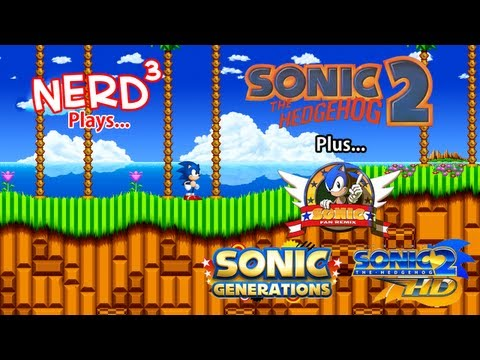 Nerd³ Plays... Four Versions of Sonic the Hedgehog 2