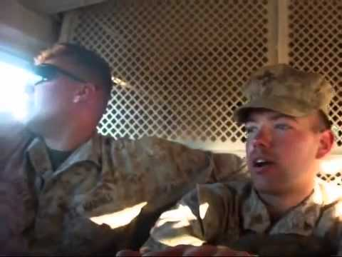 Two American Soldiers in Iraq Discuss Why Texas is Superior