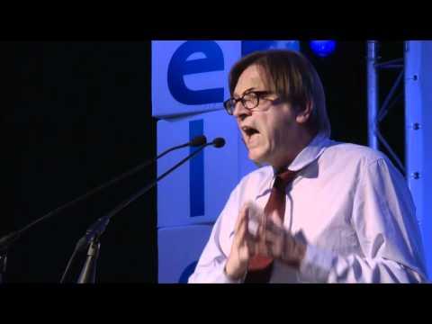 [2011 ELDR Congress] Speech by ALDE Group Leader Guy Verhofstadt