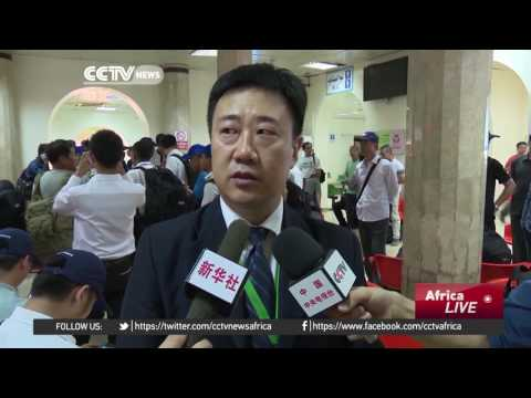 China evacuating citizens out of Juba