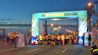 S.F. Marathon Highlights from KPIX 5