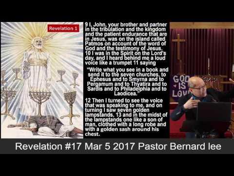 Revelation 17 March 5 2017 Pastor Bernard lee