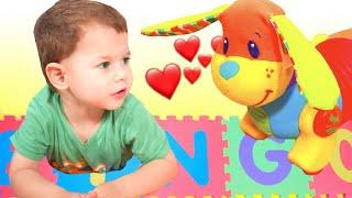 Bingo Song #2   Nicole Nursery Rhymes & Kids Songs
