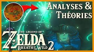 Zelda Breath of the Wild 2 - Le scénario révélé ? (théories)