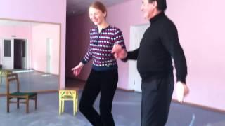 Анатолий Полозенко – Обучение степу l 5