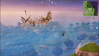 I believe i can fly!Fortnite battle royale funny clip