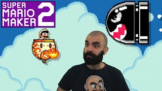 Mild Cheese - Mario Maker 2: No Skip Endless Super Expert #26