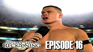 WWE Day of Reckoning 2: Story Mode - 16 (THE CHAMP IS HERE!)