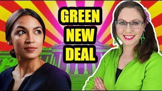 AOC's Green New Deal Is a Bad Deal