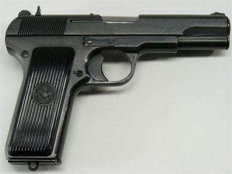 Tokarev (Review / Range Time) - Yugo M57 / TT-33 7.62X25    The Bullet Points