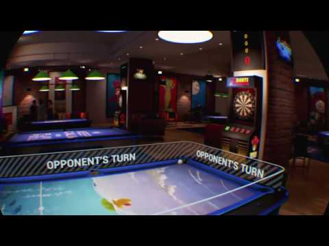SportsBar VR Pool [PSVR] PS4 Gameplay