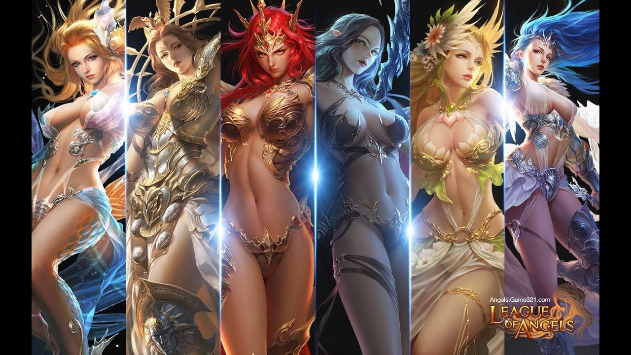 League of angels 2 nude