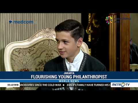 Help the Republic of Georgia - Indonesia Television Interview with Giorgi Vancko, Founder