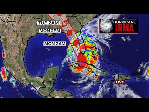 9/10: Full 11 a.m. Hurricane Irma Special Report