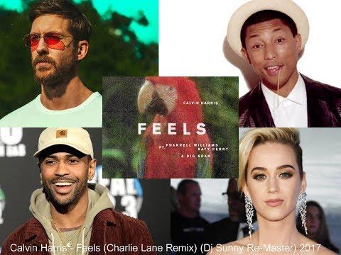 Calvin Harris - Feels (Charlie Lane Remix) (Dj Sunny Re-Master) 2017