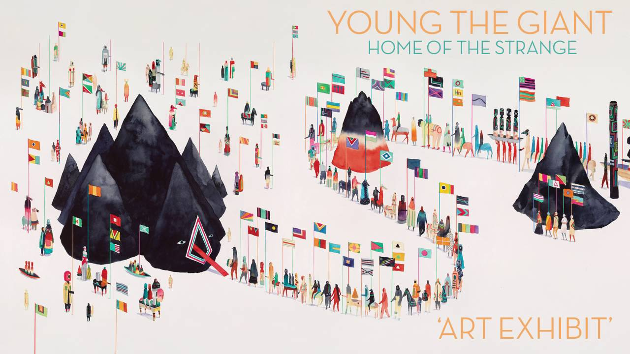 Young the Giant: Art Exhibit (Official Audio) - YouTube