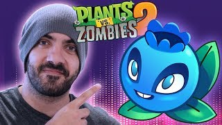 EL ARÁNDANO ELÉCTRICO ⭐️ Plants vs Zombies 2 | iTownGamePlay