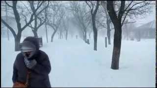 Зима в Болграде Одесской области, 29 декабря 2014 года(Зима в Болграде Одесской области, 29 декабря 2014 года., 2014-12-29T13:44:03.000Z)