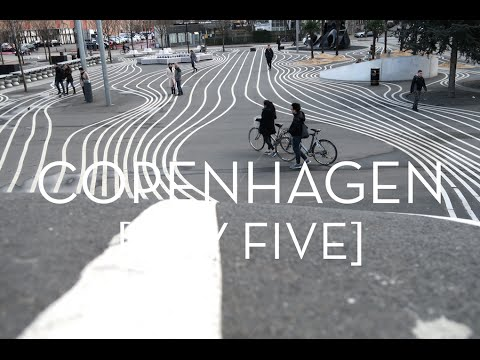 Copenhagen Vlog | Day 5 | Strøget Shopping, Hay Design House & Denmark Design Museum