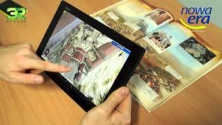"""""""Wczoraj i dziś"""" – pierwszy podręcznik z aplikacją w rzeczywistości rozszerzonej"""
