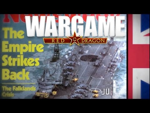 Wargame: Red Dragon - Pearl of the Orient - (1/4) - Harrier Swarm