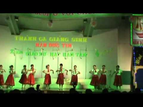 07  Giang Sinh Cho The Gioi TanLy
