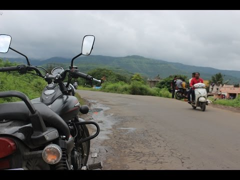 Sinhgad Fort Pune | Avenger 220 | Weather | Pune | #LifeIsAboutRide