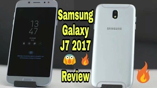 Samsung Galaxy J7 Pro 2017 Review! Gaming, Camera, Features and Display!