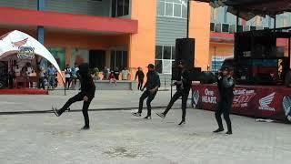 dance jump style  suzuya mall rantau prapat