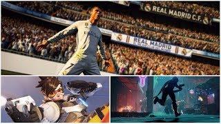 Закрытая бета FIFA 18 удивляет своими размерами | Игровые новости