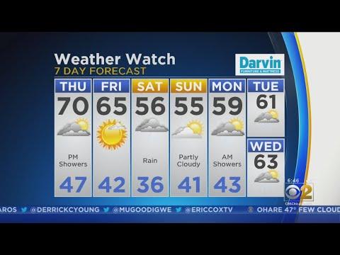CBS 2 Weather Watch (6AM, April 25, 2019)