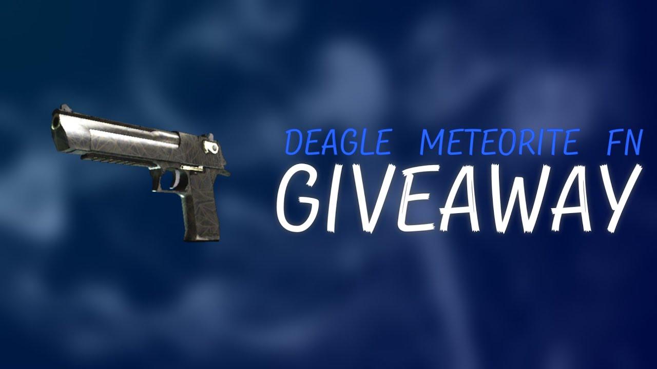 Csgo Desert Eagle Meteorite Funnydog Tv