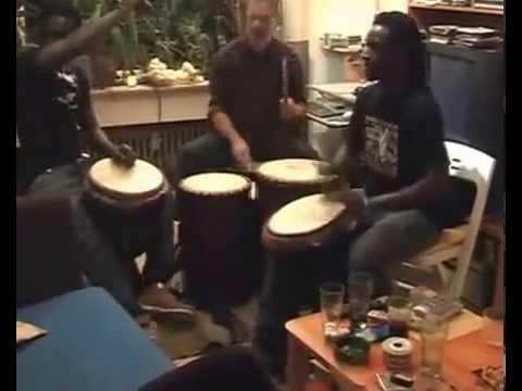 Geburtstagsspecial organisiert von Baye Cheikh Matala Mbaye, gespielt zusammen mit Fallou